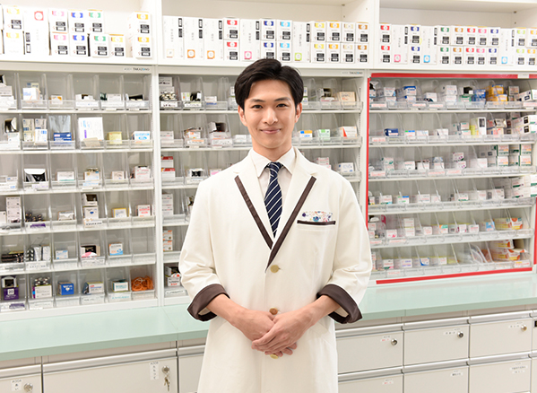 01 調剤薬局事業